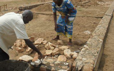 Neubau eines Schulzentrum im Kongo