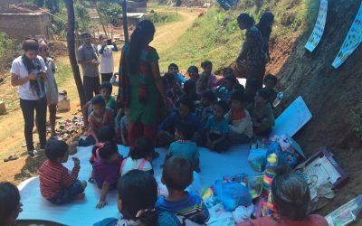Hilfe nach dem Erdbeben in Nepal