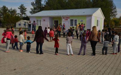 Hilfe für Kinder im Irak