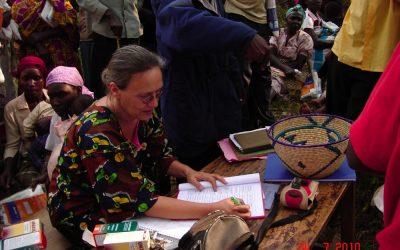 Schulausbildung in Uganda