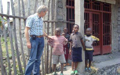 Schulen und Kindergärten im Kongo